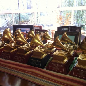 Grammy count, 2011