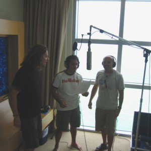 Mana, Background vocals in Studio Heaven