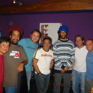 Mana in Miami with the Marleys
